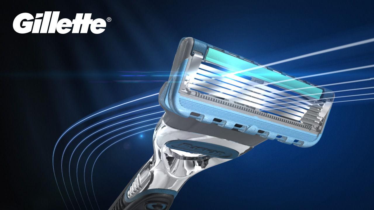 gillette razor case study